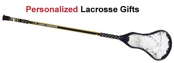 personalized lacrosse gifts